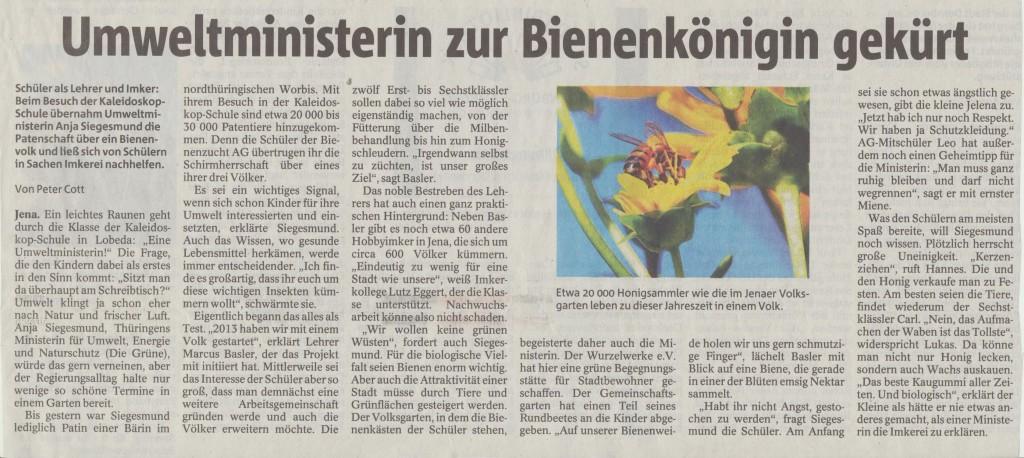 Bienen AG_TLZ_19.9.